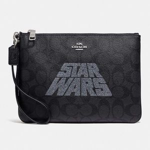 Star Wars X COACH Gallery Pouch